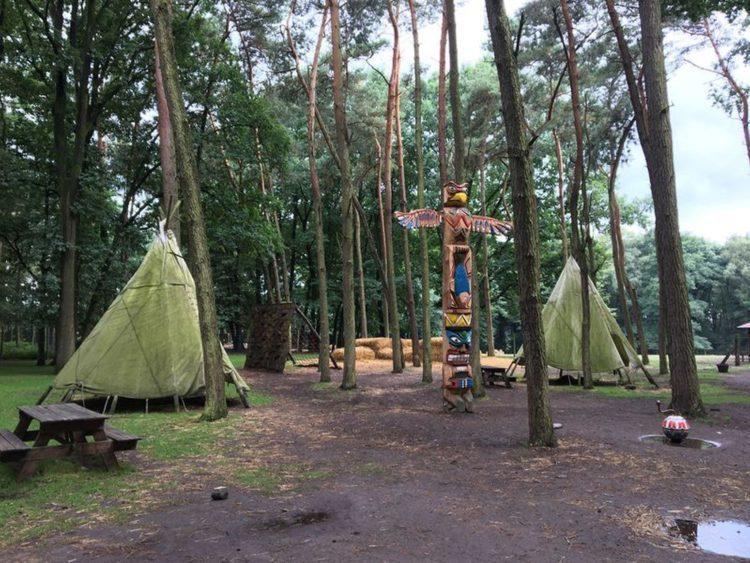 Uitje naar Wildpark Frankenhof