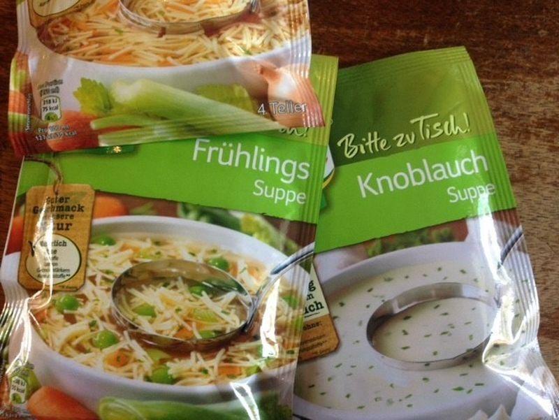 Duitse supermarkten