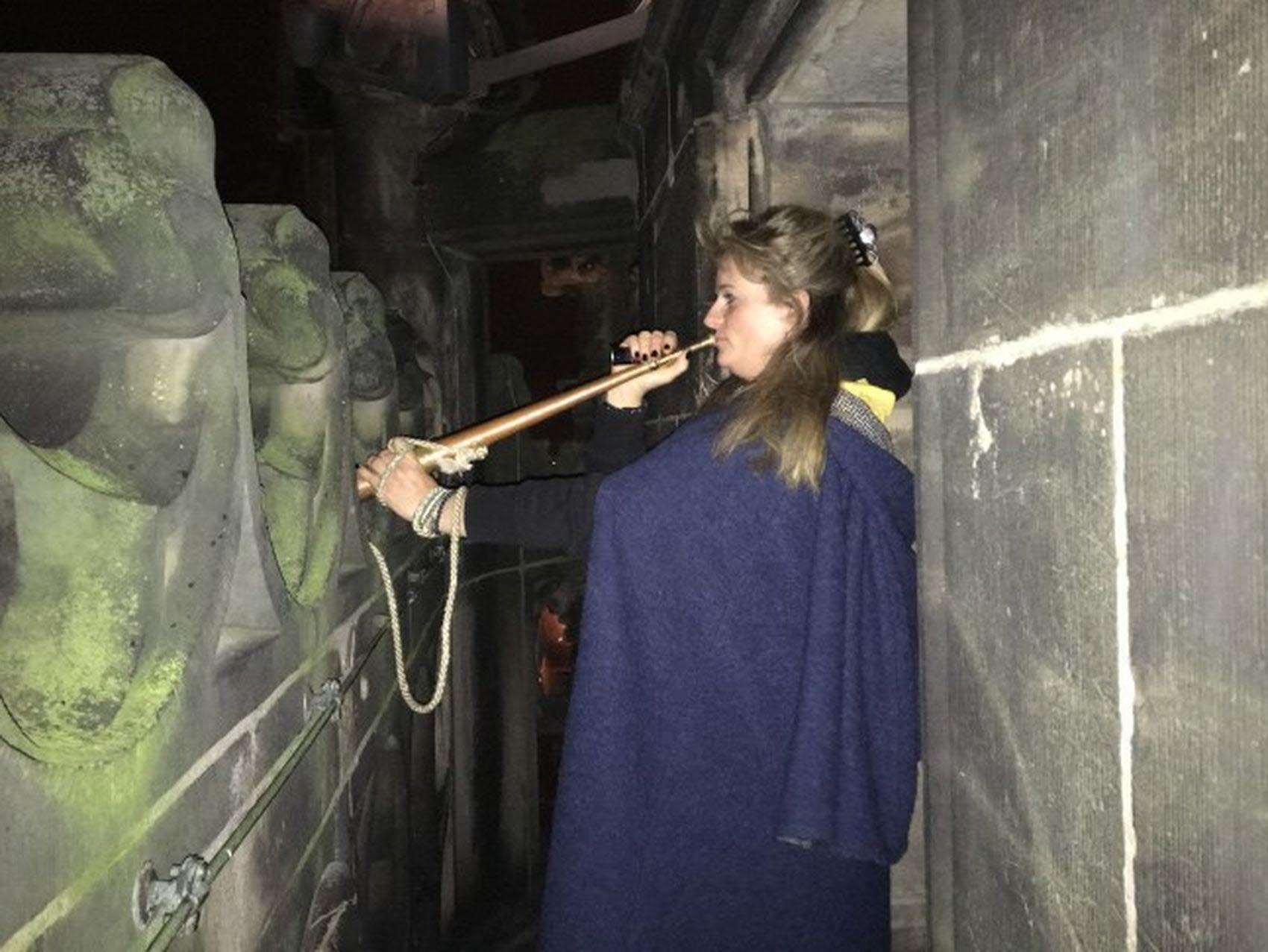 Een mooie traditie: De Türmerin von Münster
