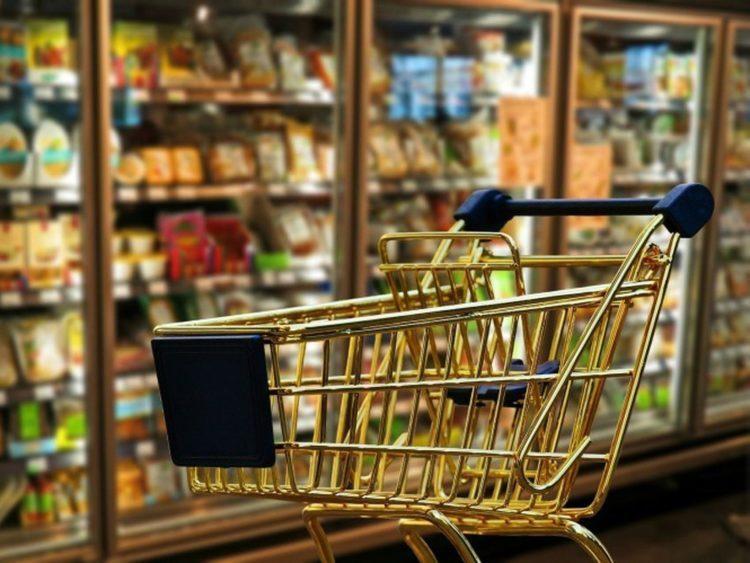 Struinen in de Duitse supermarkt