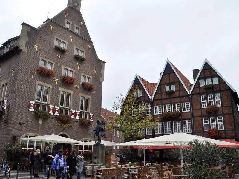 Münster stadswandeling