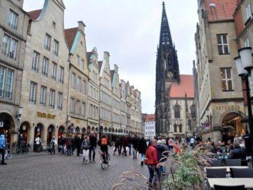 Münster, stijlvol en rijk aan cultuur