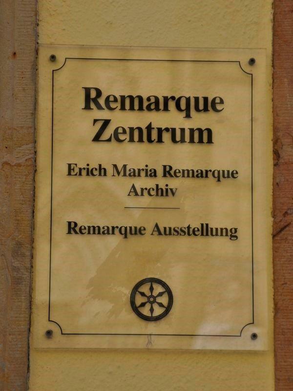Remarque Zentrum Osnabrück
