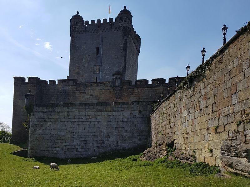 Mooie kastelen in Duitsland - Kastelen en tuinen - Burg Bentheim