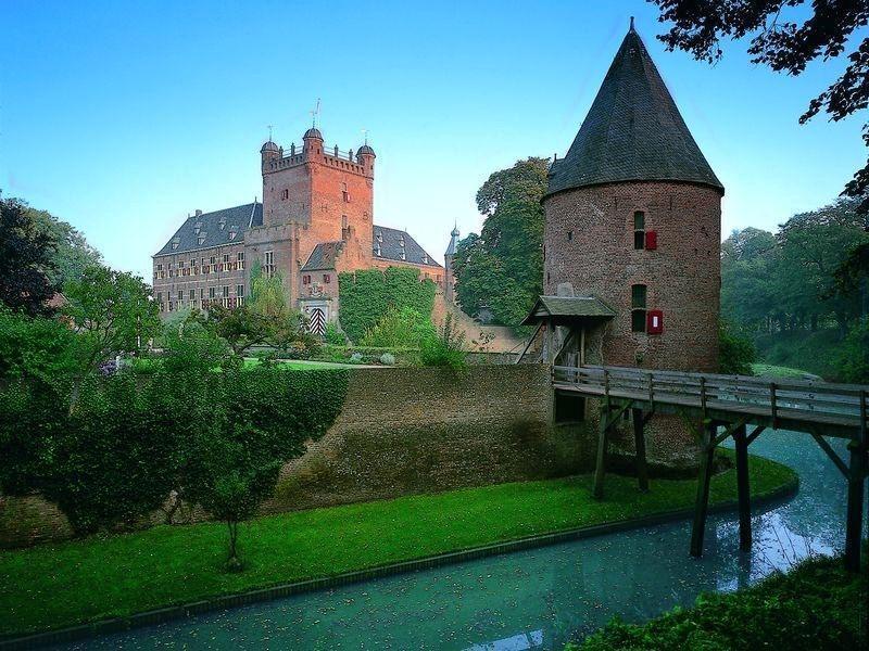 Mooie kastelen in Duitsland - Kastelen en tuinen - Huis Bergh