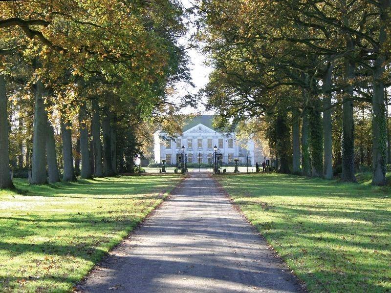 Mooie kastelen in Duitsland - Kastelen en tuinen - Huis Singraven