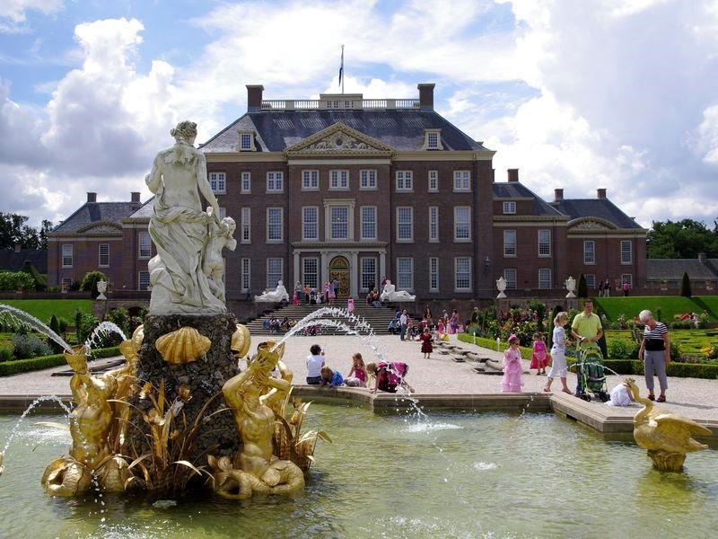 Mooie kastelen in Duitsland - Kastelen en tuinen - Paleis het Loo