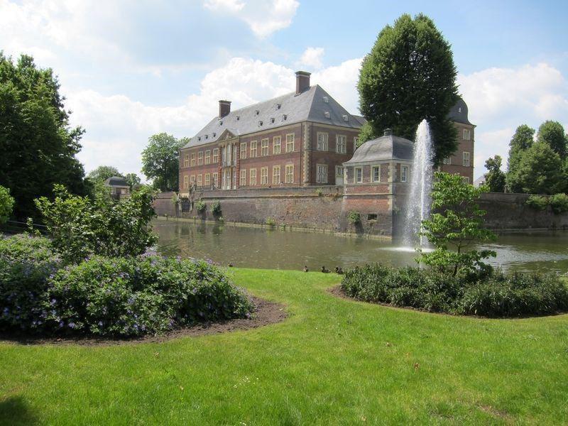 Mooie kastelen in Duitsland - Kastelen en Tuinen - Schloss Ahaus