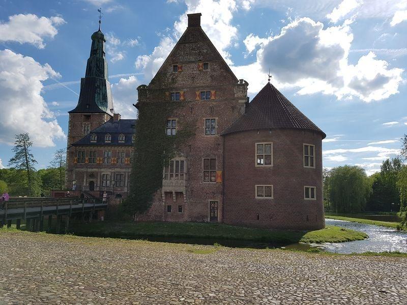 Mooie kastelen in Duitsland - Kastelen en tuinen - Schloss Raesfeld