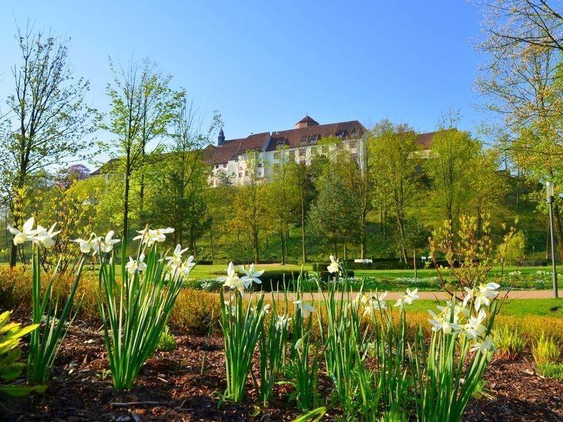 Mooie kastelen in Duitsland - Kastelen en tuinen - Schloss bad Iburg