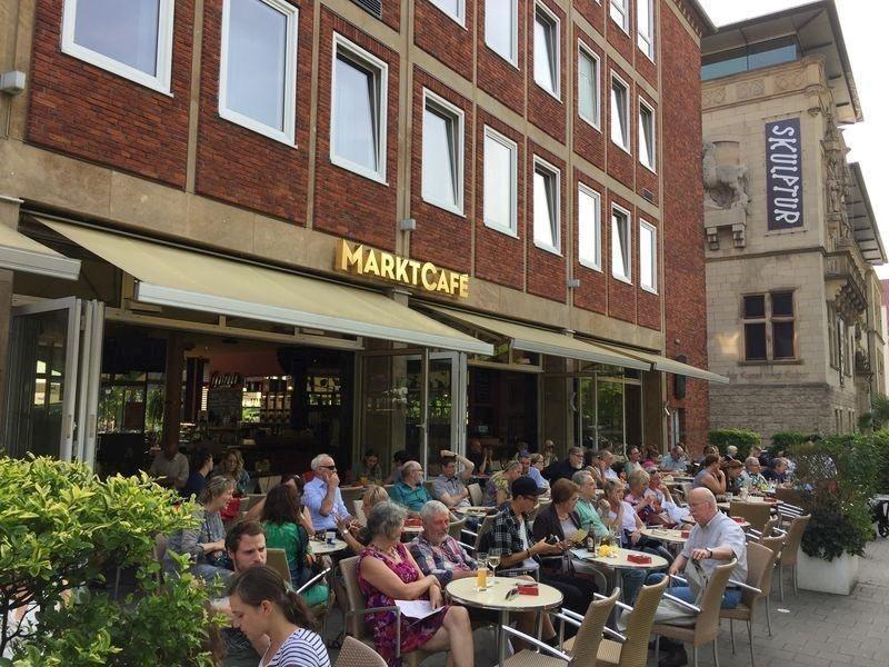 Skulptur Projekte Münster Marktcafé