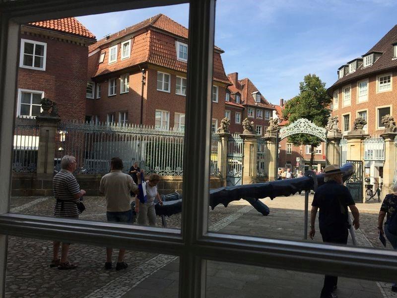 Skulptur Projekte Münster Baghramian