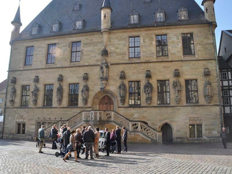 Stadswandeling Osnabrück