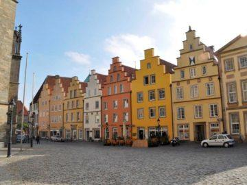 Osnabrück – betoverend oud en opwindend jong