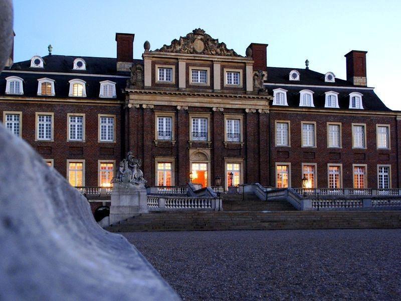 Mooie kastelen in Duitsland - Kastelen en tuinen - Schloss Nordkirchen