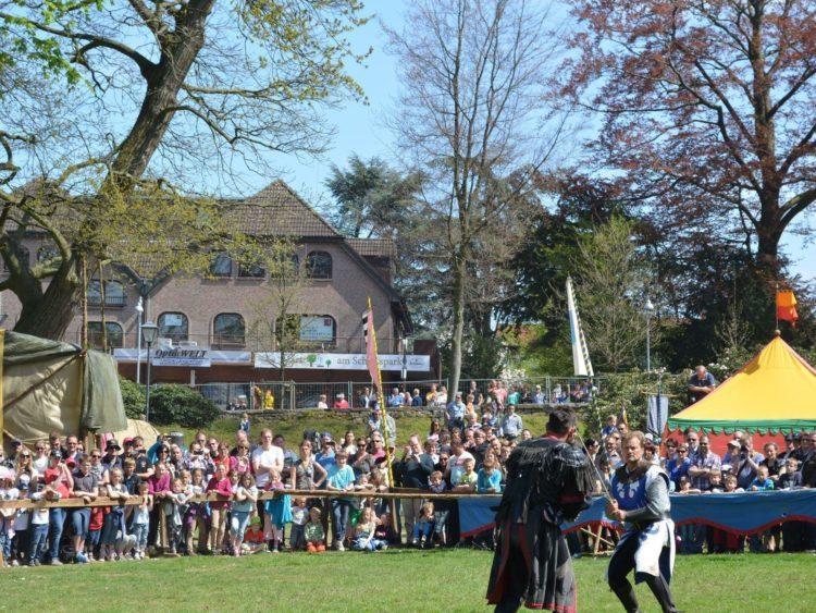 De ridderspelen Bad Bentheim