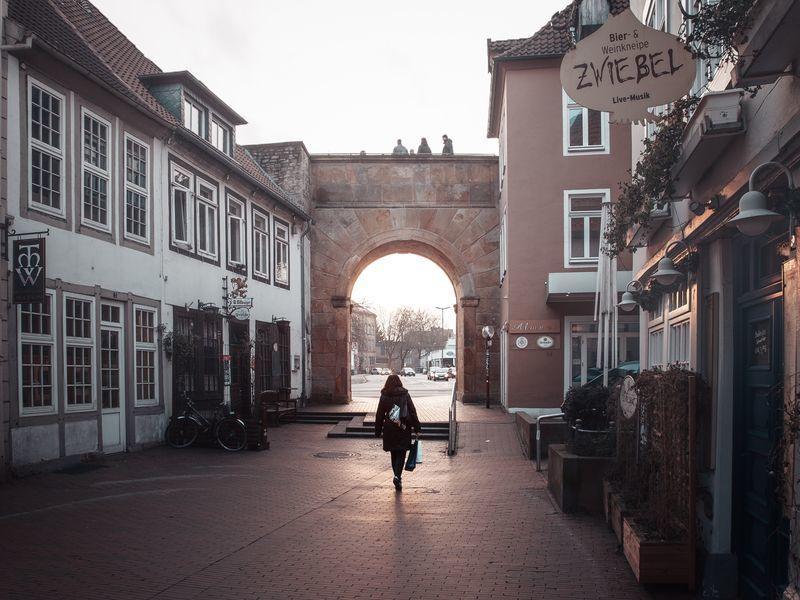 Weekendje weg Osnabrück Hegen Tor