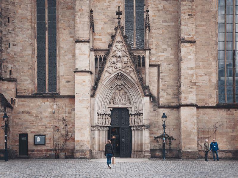 Weekendje weg Osnabrück Marienkirche