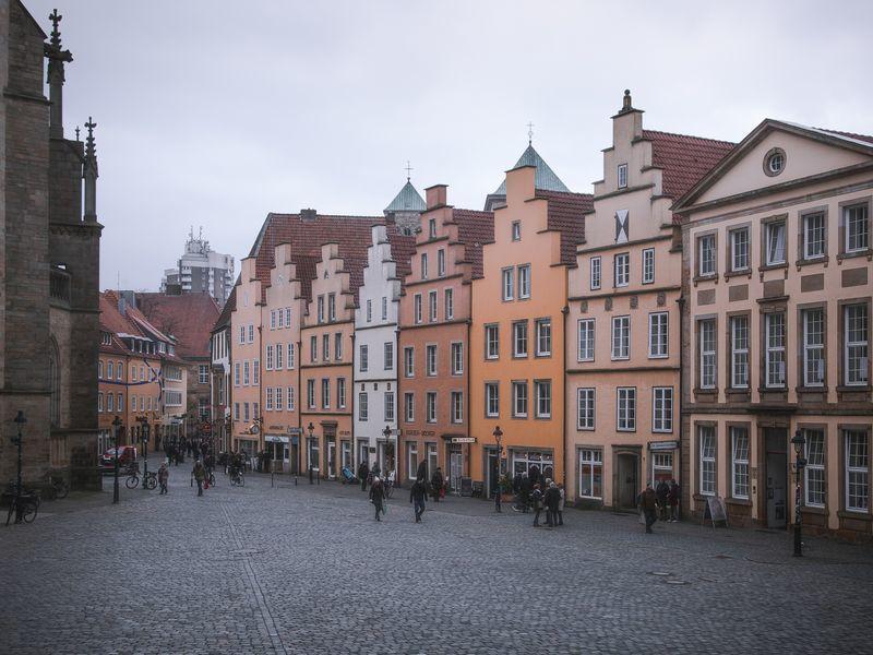 Weekendje weg Osnabrück Marktplatz