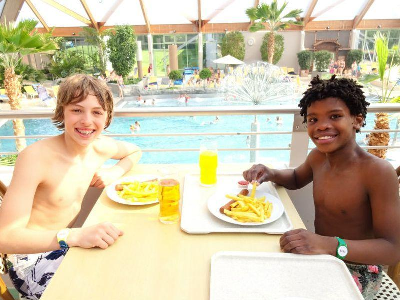 Bahia Bocholt eten en drinken