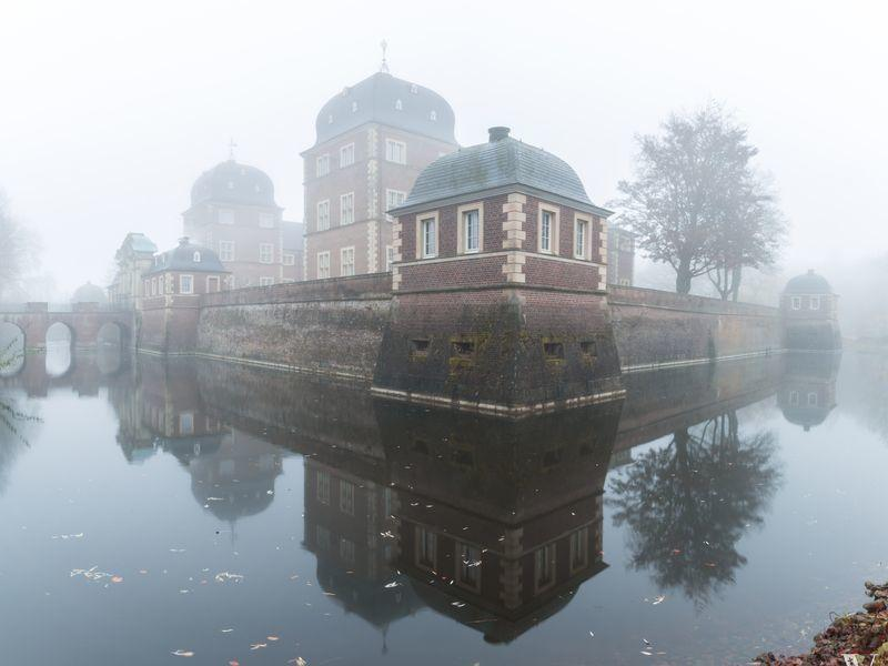 Kastelen in Münsterland - Schloss Ahaus