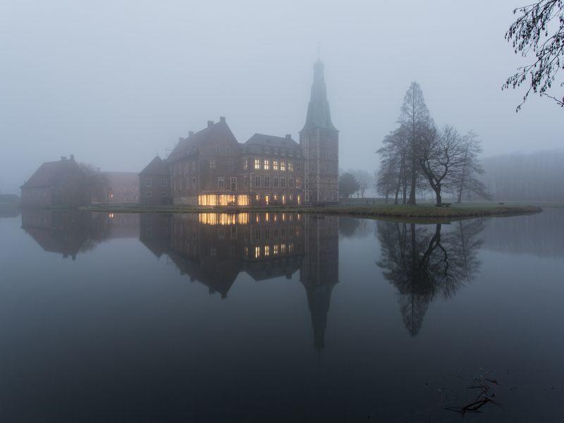 Kastelen in Münsterland - Schloss Raesfeld