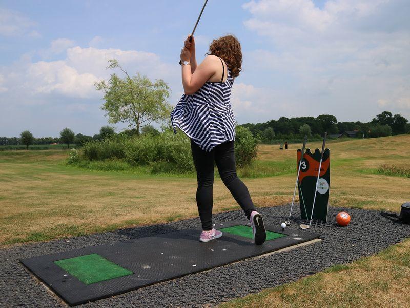 pitch und putt, golf