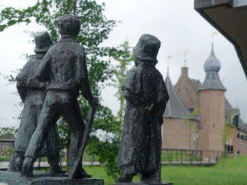 Wandelen over het Podagristenpad van Coevorden naar Bad Bentheim
