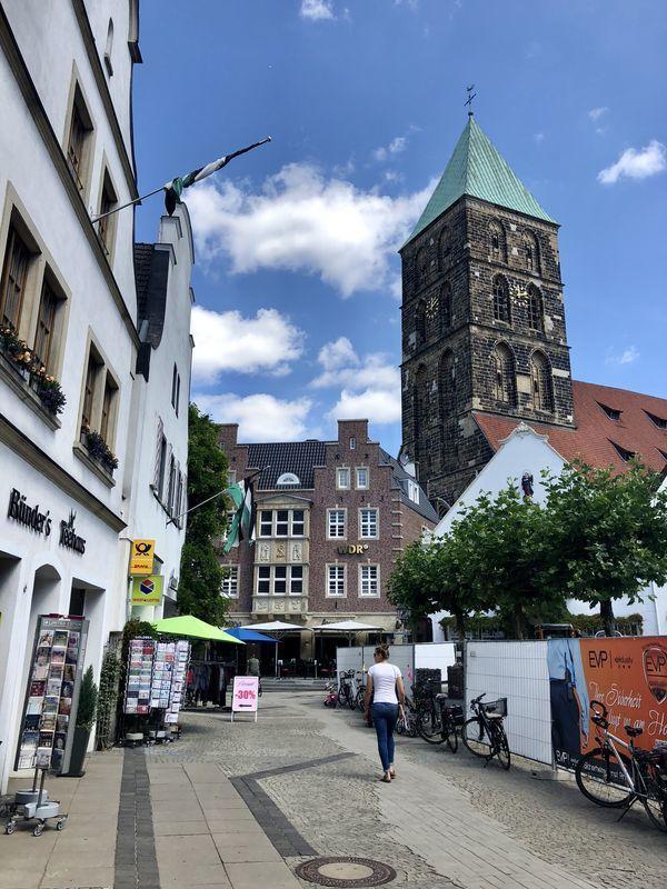 Winkelen in Rheine