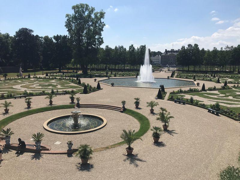 Paleis Het Loo Ganzer Garten