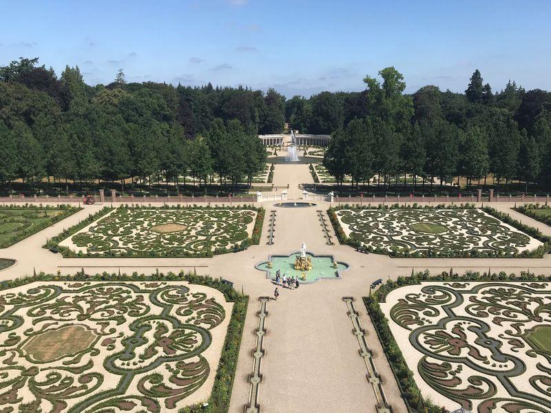 Paleis Het Loo Garten Dach
