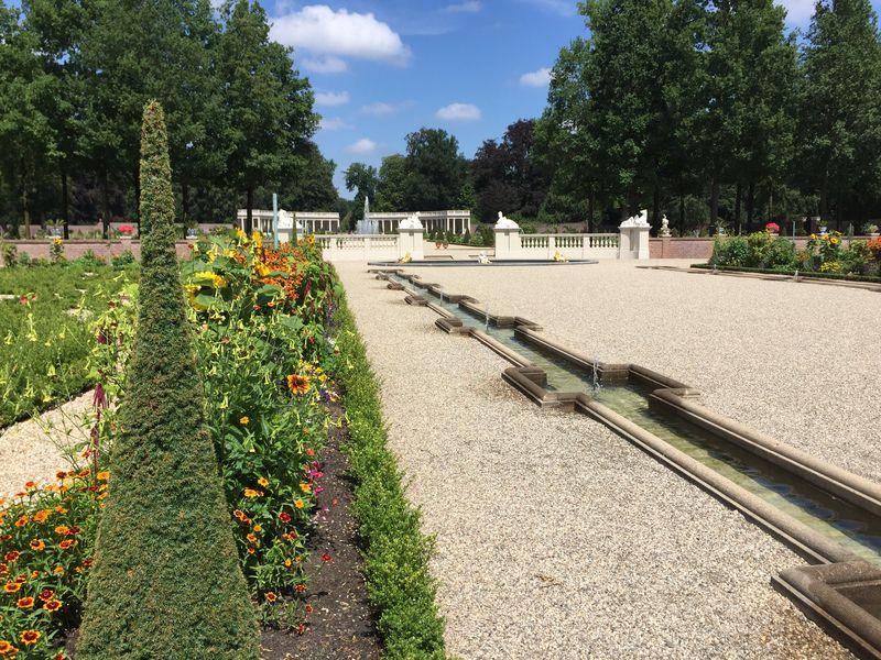 Paleis Het Loo Garten
