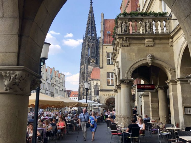 Münster: de perfecte stad voor een citytrip