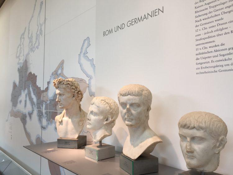 De Romeinen achterna in Haltern