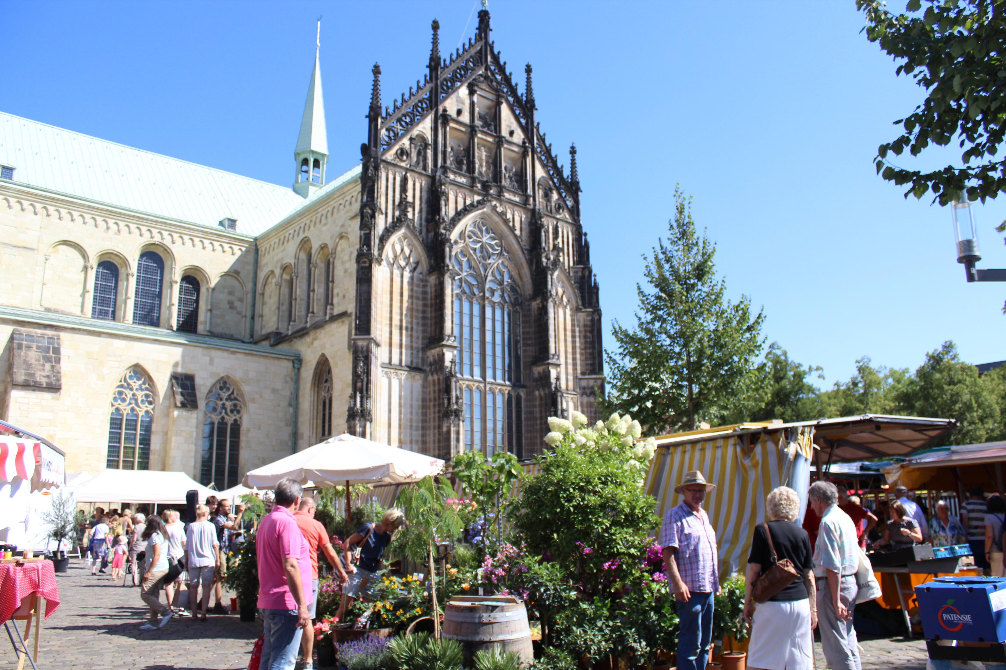 De leukste plekjes in Münster om te eten en te drinken