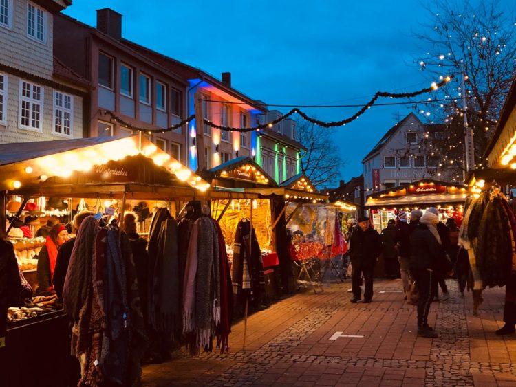 Typisch en toch een beetje anders – de kerstmarkt in Melle