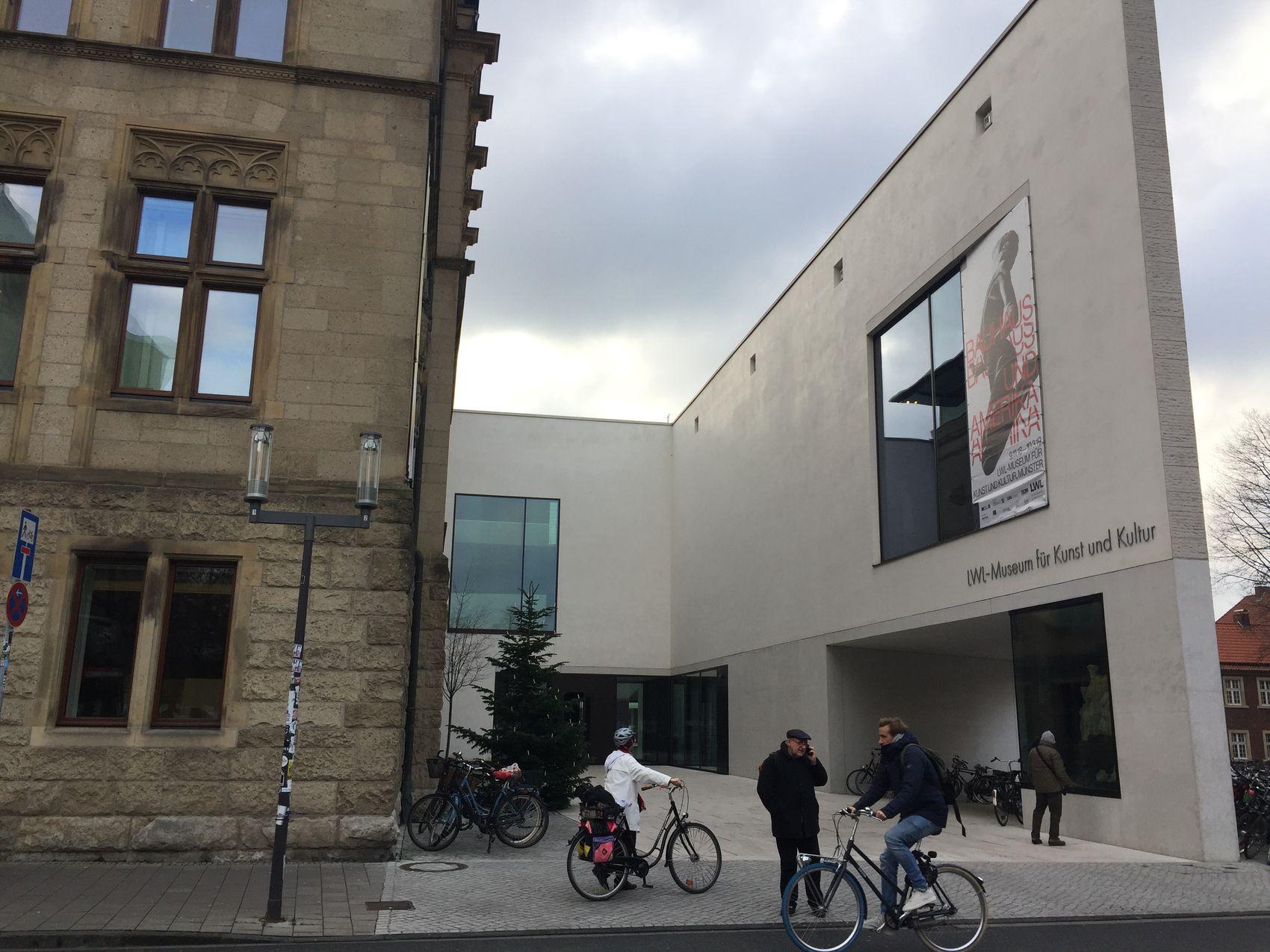 Tijdreis door de kunst in Münster