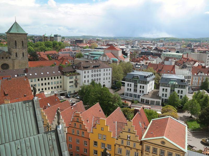 8 plekken om in Osnabrück van de zomer te genieten