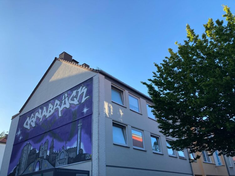 In Osnabrück kent vrede geen tijd