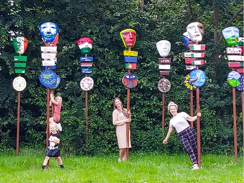 Weekendje met de kids aan de Alfsee en omgeving Osnabrück